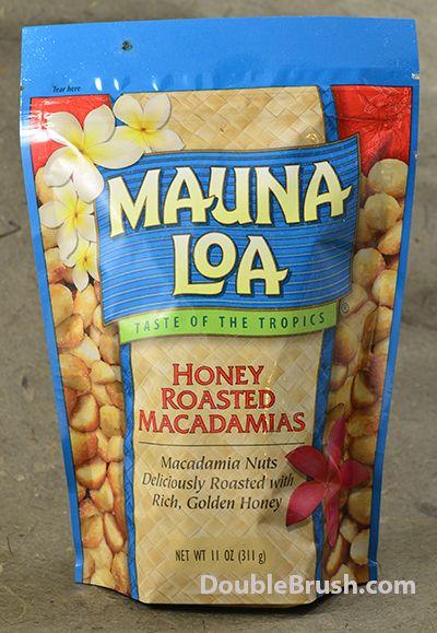 Honey Roasted Macadamia Nuts By Mauna Loa 11 Oz Made In Hawaii Honey Roasted Macadamia Nuts Macadamia