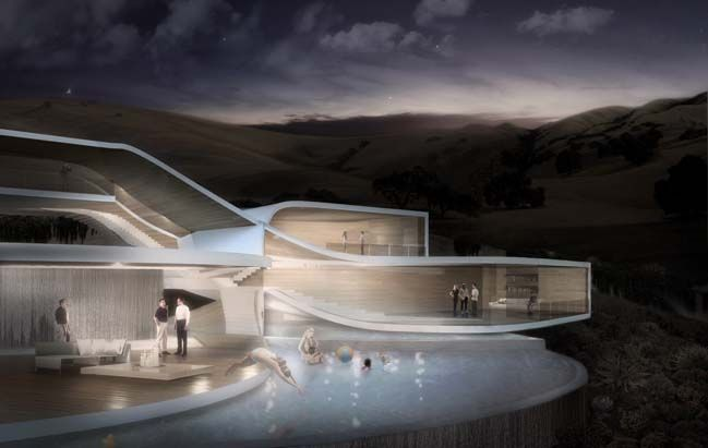 Home Design Los Angeles Concept Futuristic House Conceptm Rad Architecture  Architecture And .