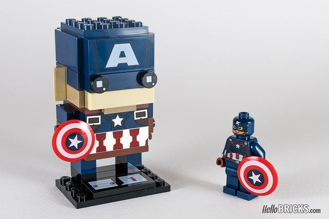 1 Marvel Super Brickheadz Review Lego HeroesIron Series I2eWD9EHYb
