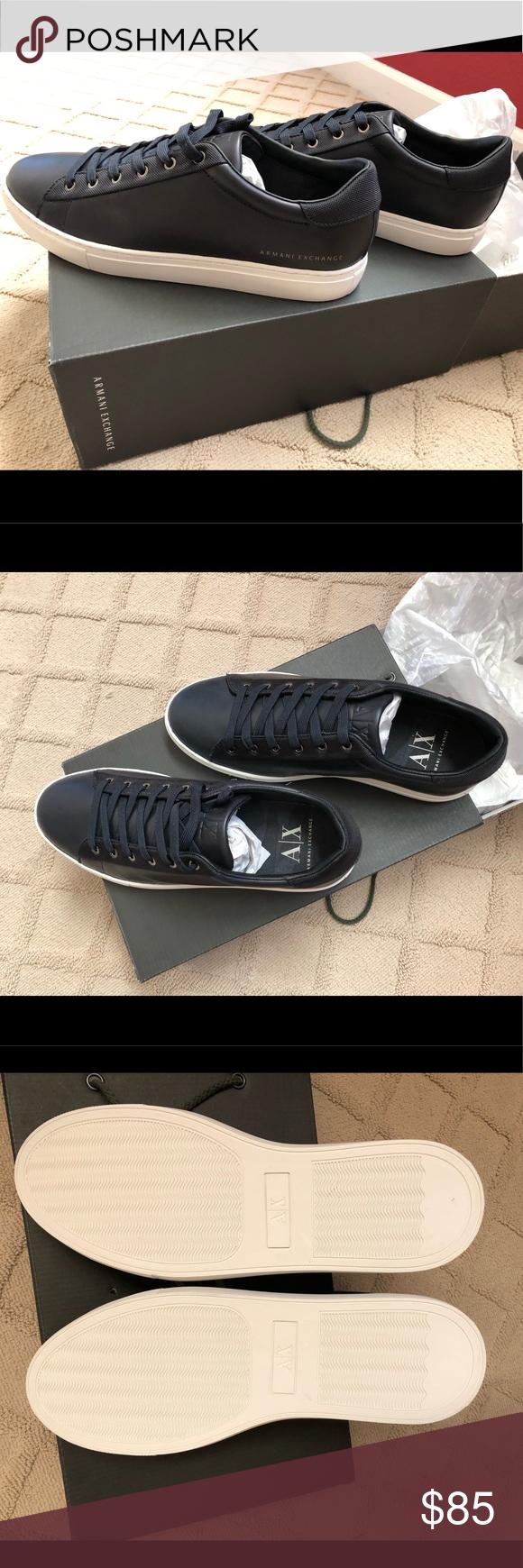 14+ Armani exchange shoes mens ideas information