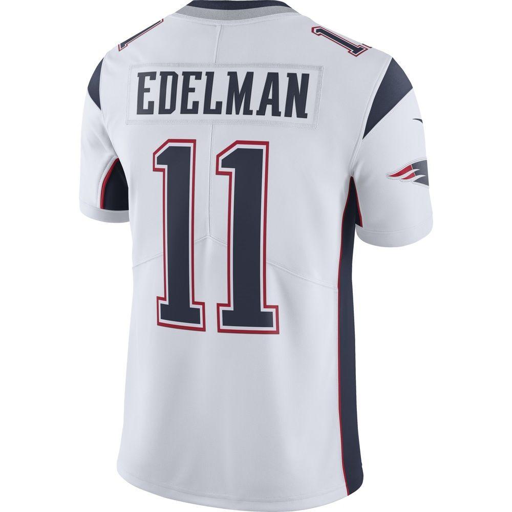851491 100 Edelman Limited White Jrsy Back 28014848 29 Jersey Patriots Edelman Julian Edelman