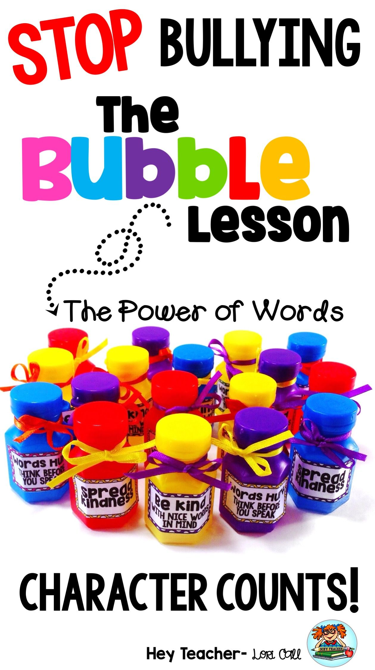 Character Education Lesson Using Kind Words Friendship