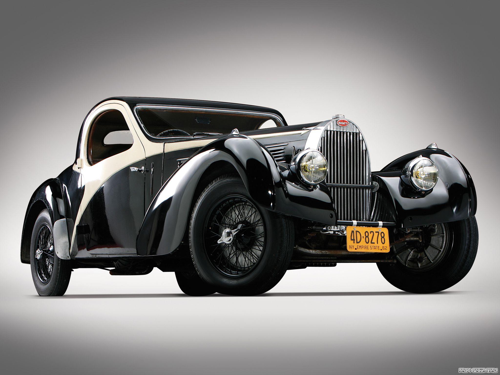 A Bugatti Type 57c For The Collection Antique Cars Bugatti Type 57 Classic Cars