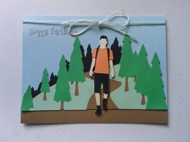 Masculine Birthday Cards Made With Cricut ~ Best masculine birthday cards images masculine