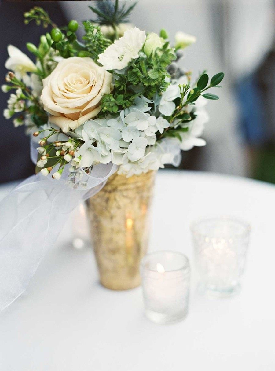 Charming Georgia Wedding With Romantic Dusty Blue Details | Wedding ...