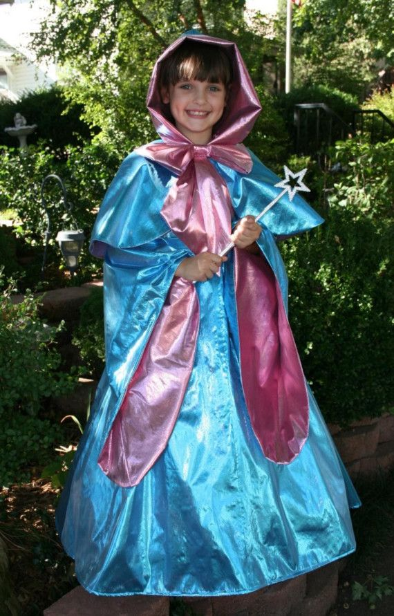 Cinderella S Fairy Godmother Costume Custom Child Sz Fairy