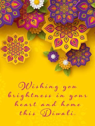 Loved And Remembered Happy Diwali Card Birthday Greeting Cards By Davia Diwali Wishes Birthday Greeting Cards Happy Birthday Wishes Cards