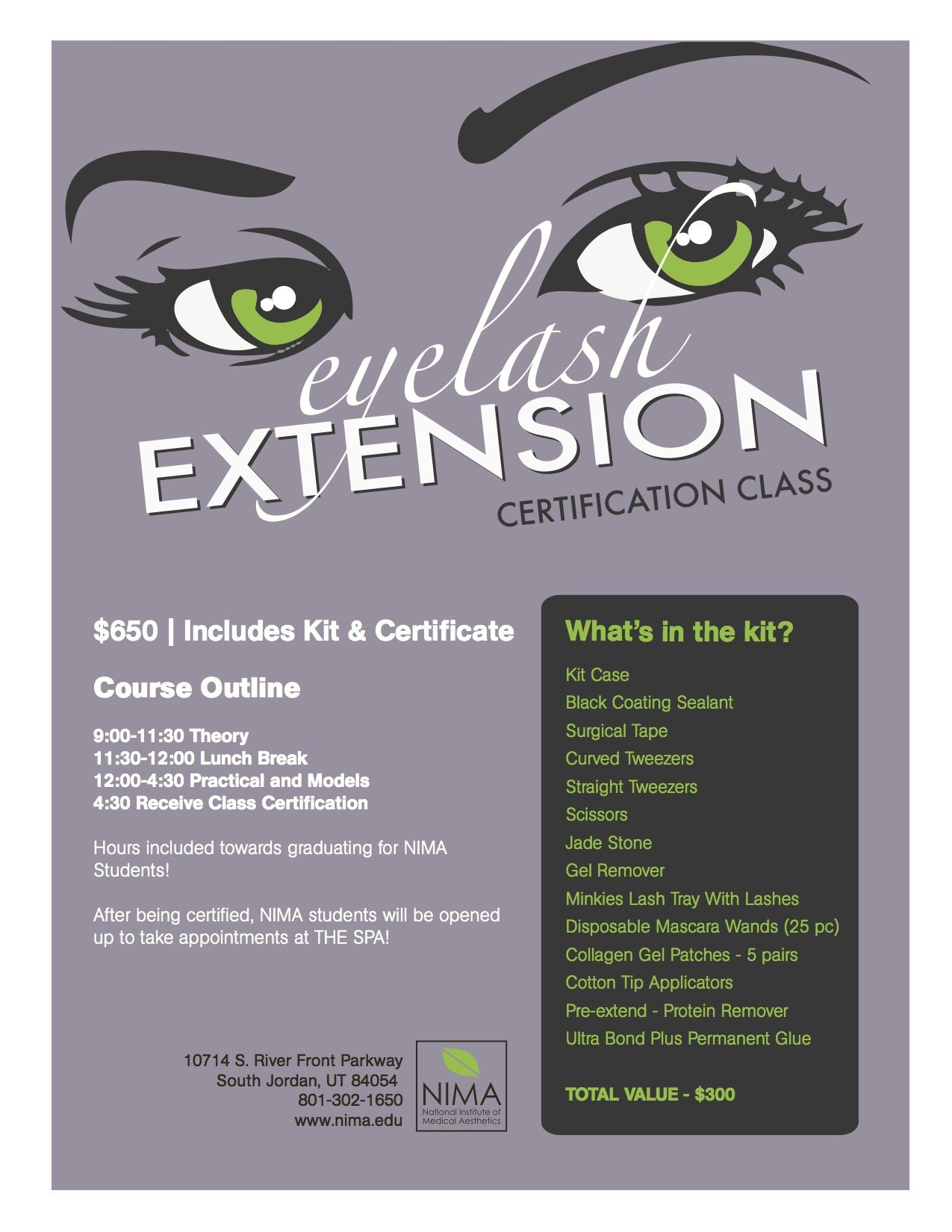 Eyelash Extension Certification I So Want To Do This Things I
