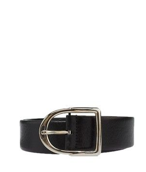 a30b3ac2e91 Get the lowest price on Gucci Black Leather D-Ring Buckle Belt