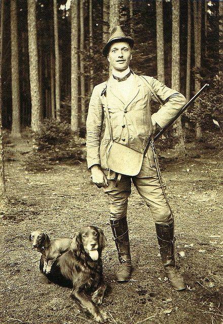 H Duitse Jager Vintage Dog Vintage Photographs Dog Photos