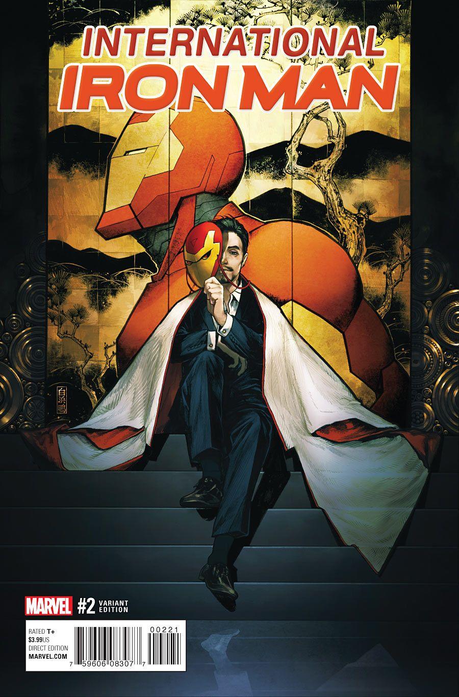 International Iron Man #2