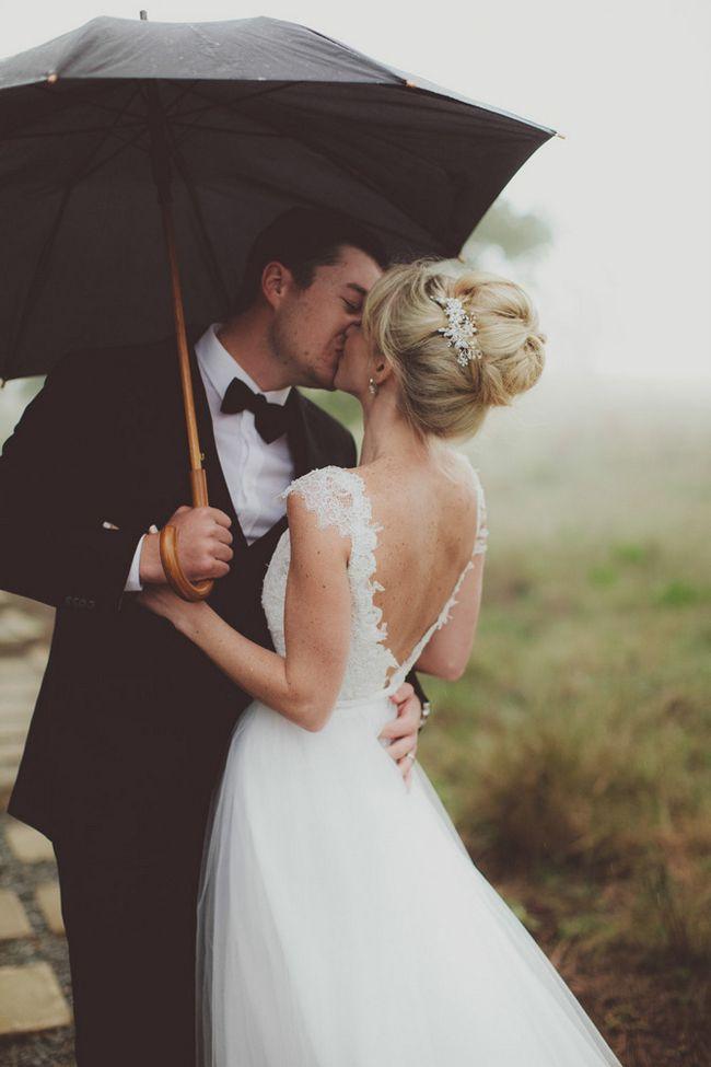 Modern Vintage Wedding at Netherwood by Fiona Clair – Boda fotos