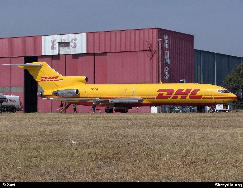 DHL BOEING 727 freighter LFMP NEWS actualités de