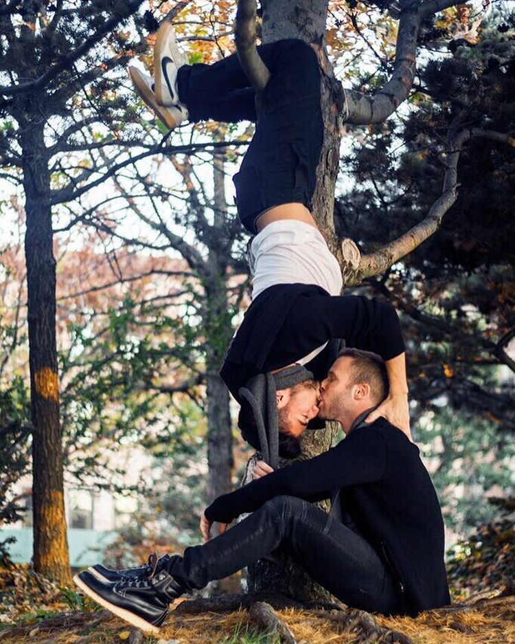 You have to watch this adorable gay couple's Central Park proposal | Meaws - Gay Site providing cool gay stories and articles