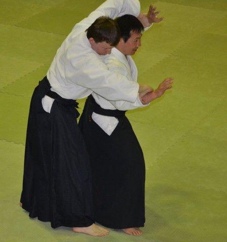 Sasaki Teiju Sensei. Aikido Aikikai Seminar 20-22 april 2012, Tashkent Img 1