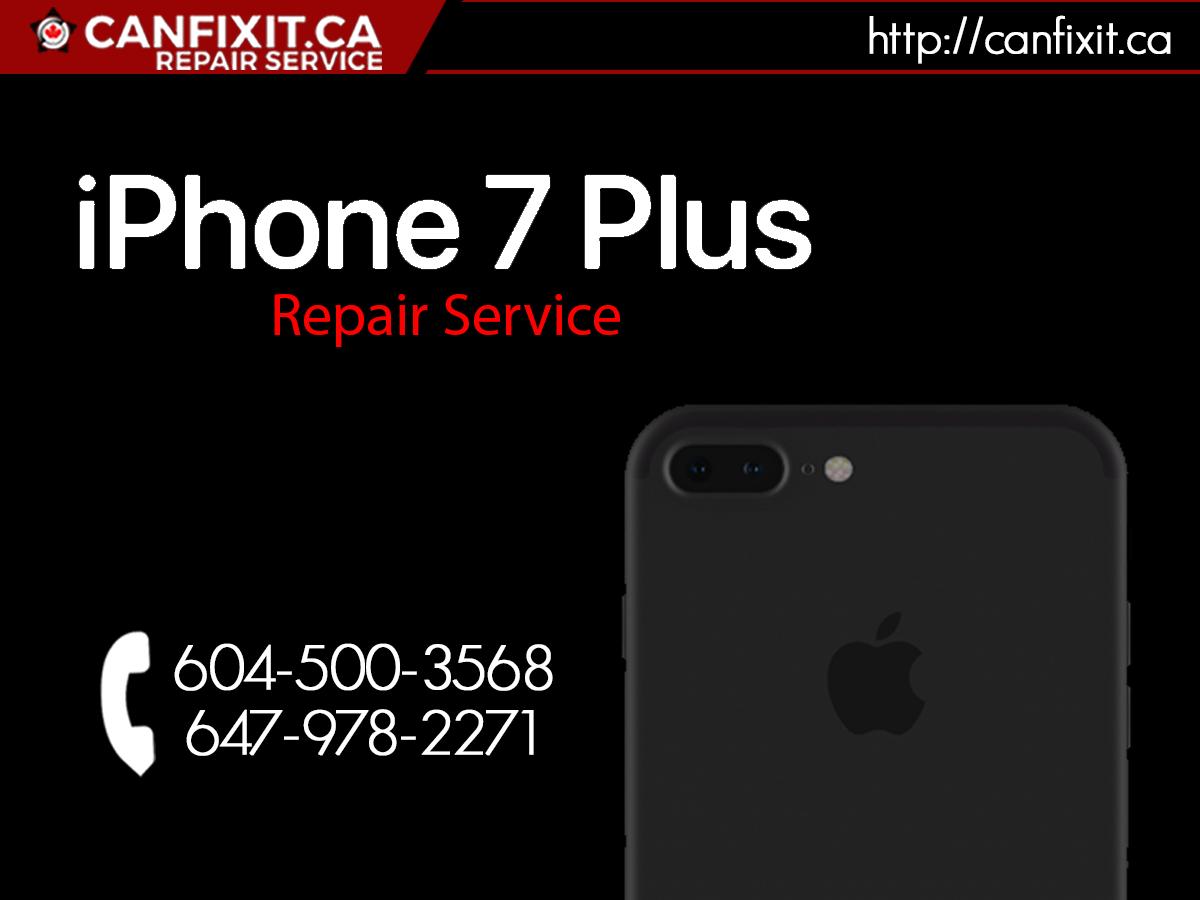 Get professional iPhone7 Plus repair service in Canada