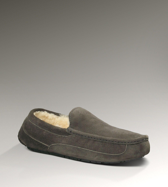 mens ugg ascot slippers best price