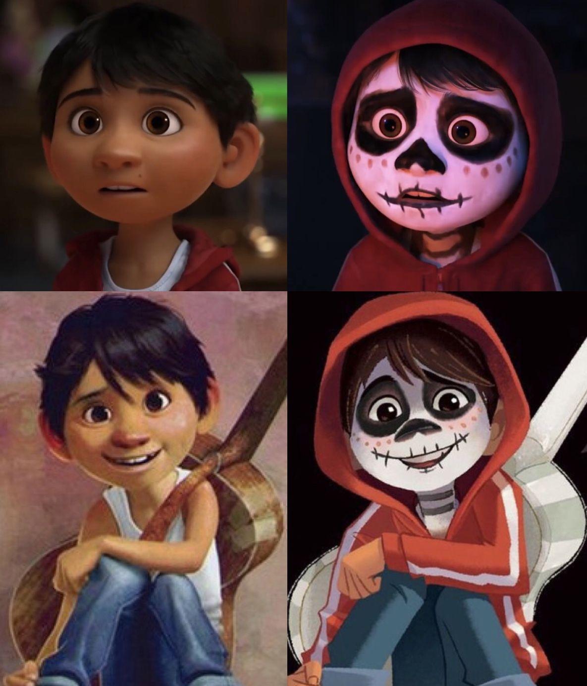 Miguel Rivera From Coco Disney World Halloween Disney Magical World Disney Animated Films