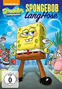 SpongeBob Schwammkopf - Langhose [Alemania] [DVD]
