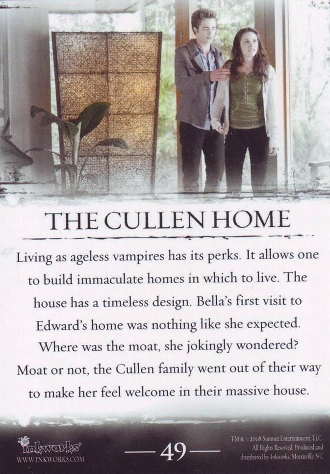 The Cullen Home La Casa Cullen 02 Twilight Pictures Twilight Facts Twilight Film