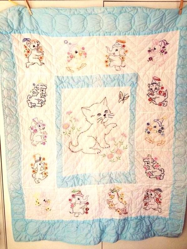 Image Result For Elegant Baby Quilts To Sew Quilt Border