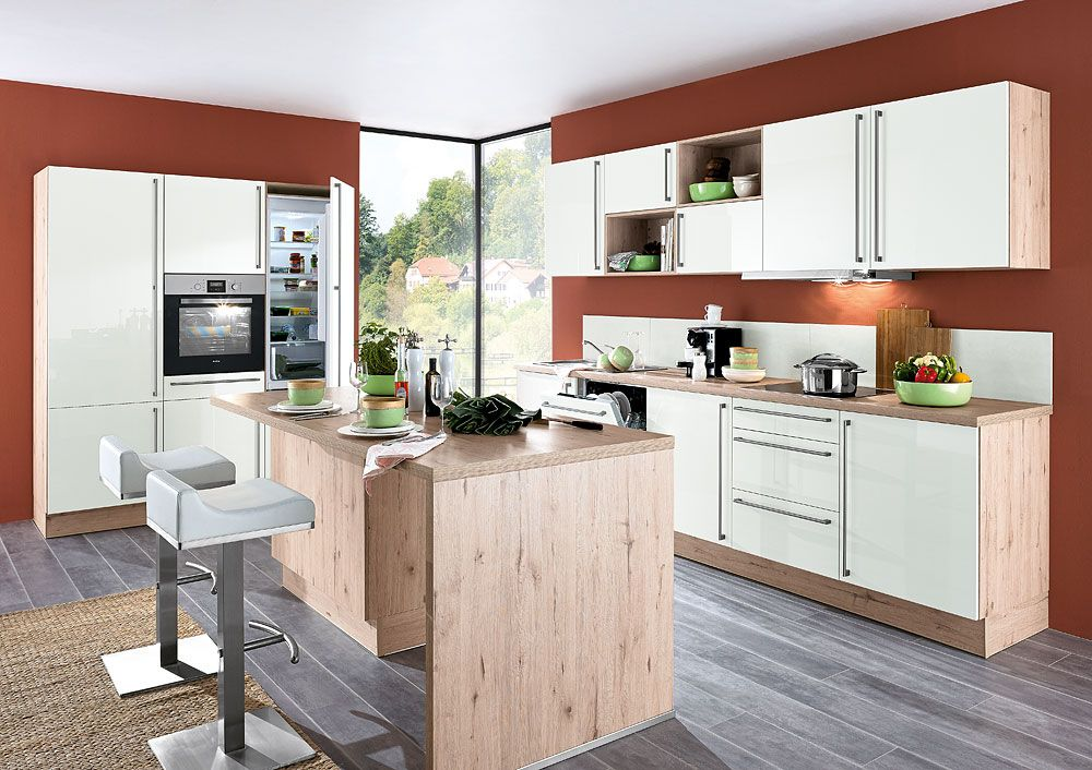 Bildergebnis für schöne küchen bilder | Modern-rustikale ...