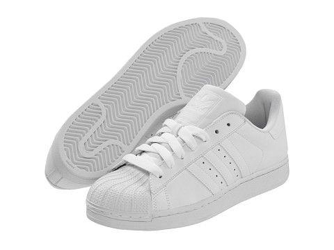 adidas originali superstar 2 bianco / white la libera navigazione