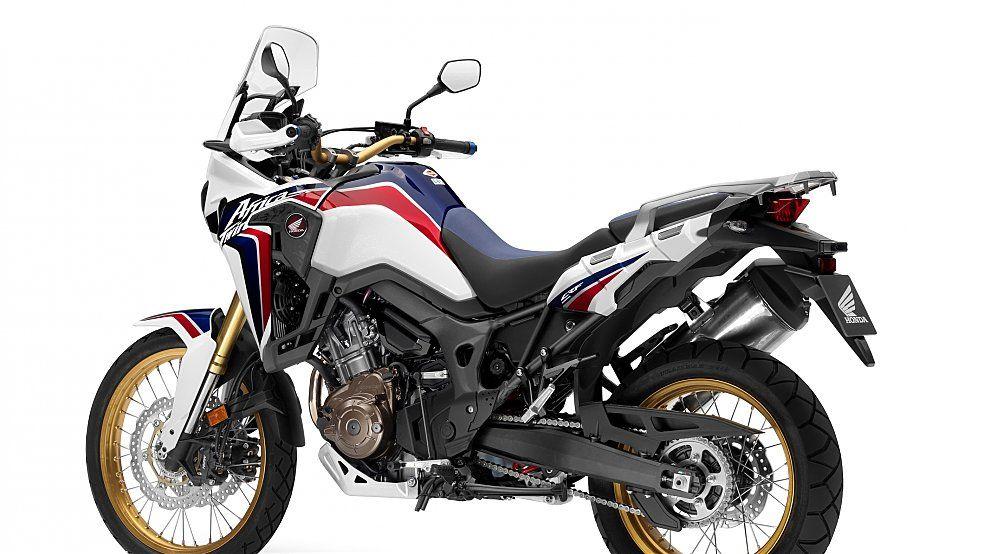 Novità moto:  Honda CRF1000L Africa Twin, nuove immagini e info