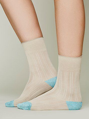 Anna's Party Sock