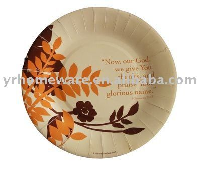 Unique paper plate/ thanksgiving paper plates  sc 1 st  Pinterest & Unique paper plate/ thanksgiving paper plates   New Products ...