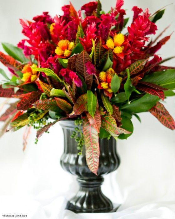 Editorial Arranjos De Flores Vermelhas Arranjos De Flores