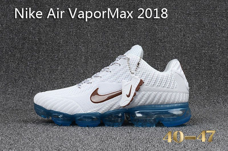 timeless design 929f9 ea918 NIKE Men s Air Vapormax Flyknit 2018 Running Shoes White Blue  fashion   clothing  shoes  accessories  mensshoes  athleticshoes (ebay link)