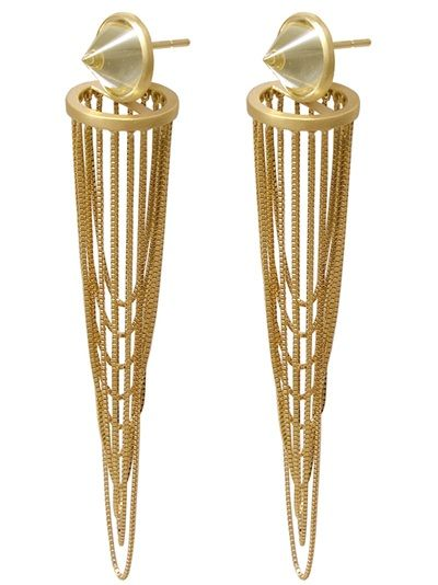 Antonio Bernardo 'Gaudi' Earring
