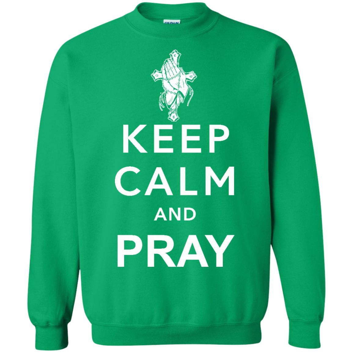 Crewneck pullover sweatshirt 8 oz michigan state