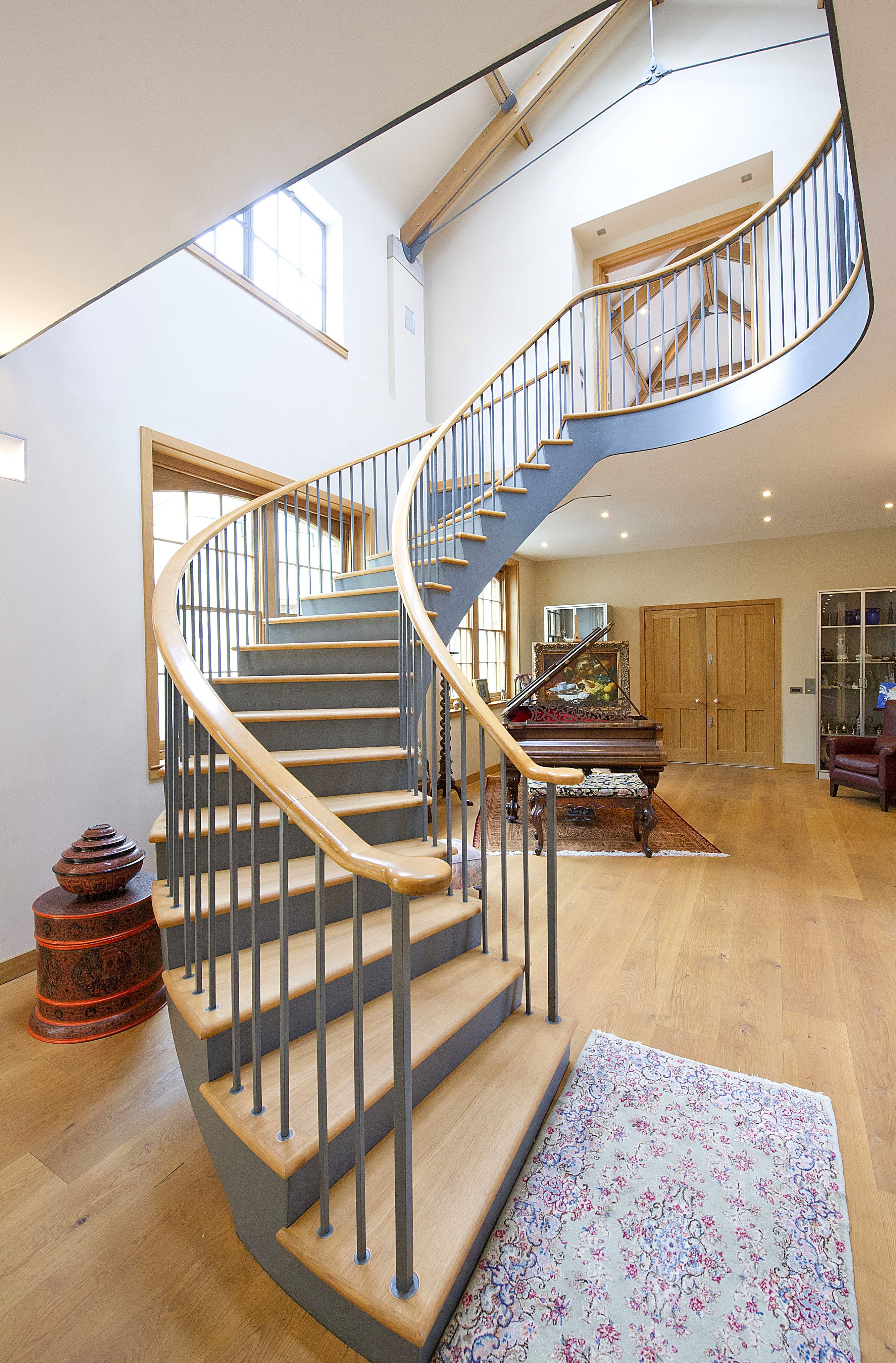 Circular Staircase - Stairs, Stairwells & Staircases - Pinterest -