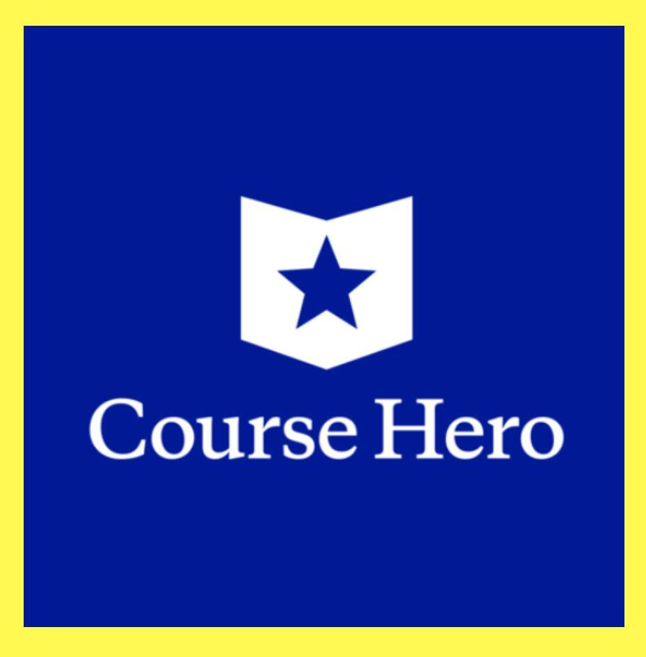 Pin by Course Hero on Course Hero / Unlock Course Hero / CourseHero