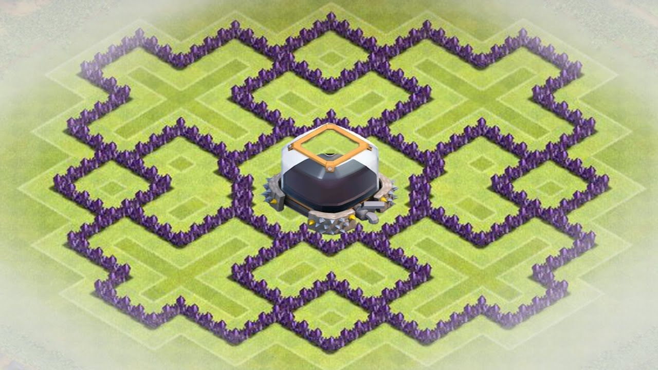 Awesome Clash Of Clans TH9 Dark Elixir Farming Base Upgrading