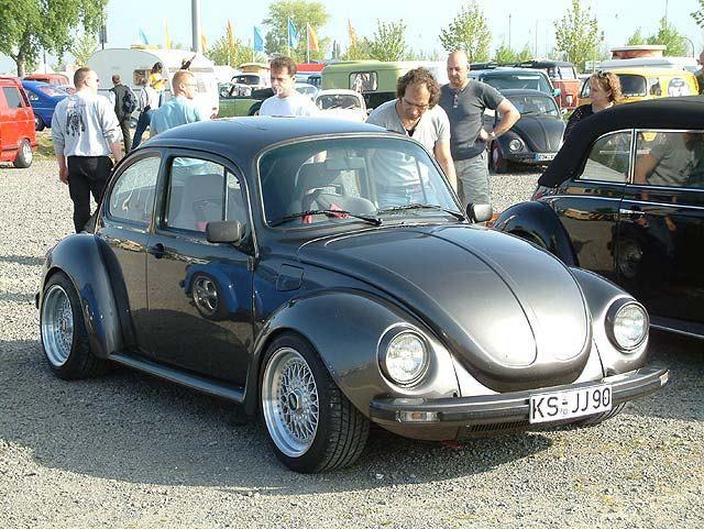 Pin tillagd av Flo 25 på VW Bug German Look