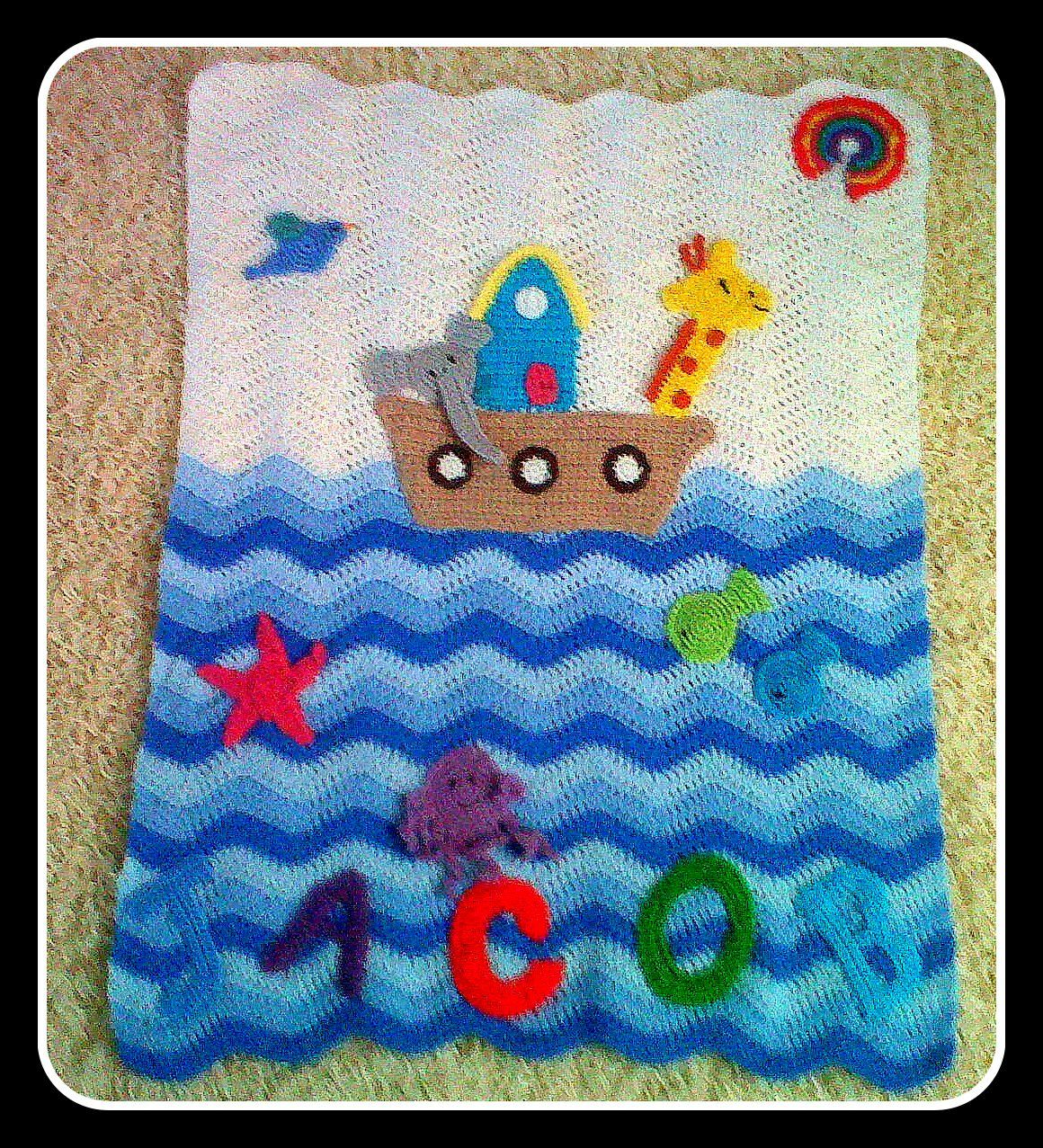 mandas challenges     nice sea blanket