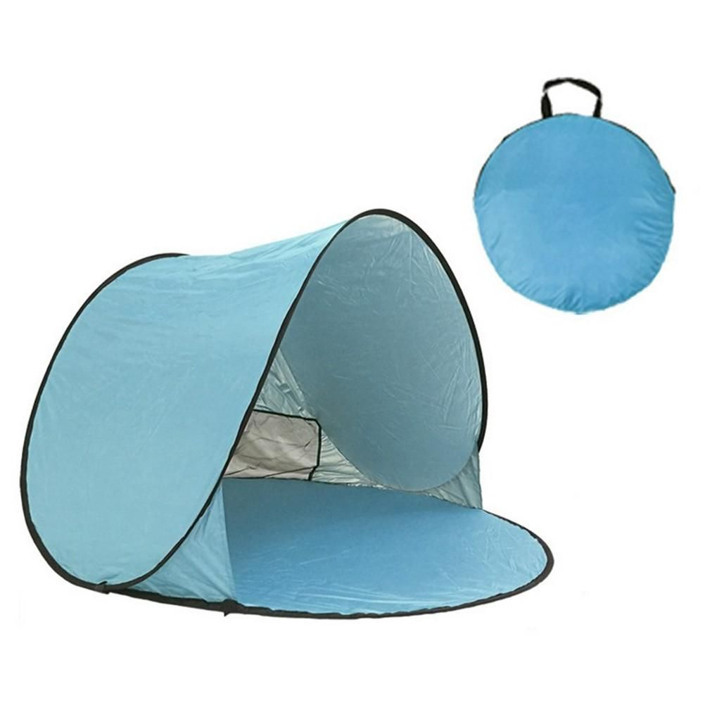 Automatic Pop Up Instant Portable Outdoors Beach Tent Cabana Pop Up Beach Tent Beach Tent Tent