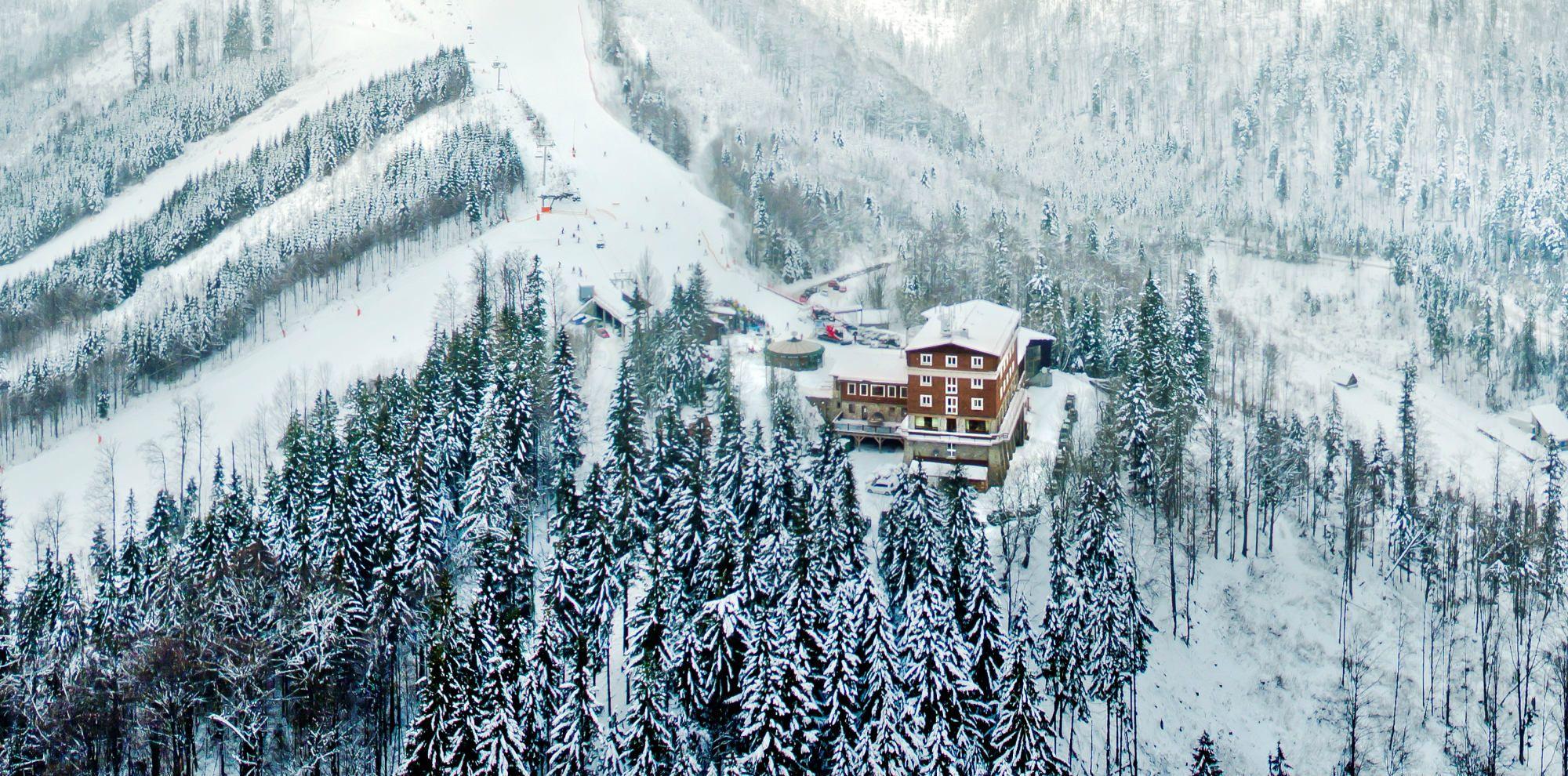 Horský Hotel Srdiečko***, Chopok - Juh, Nízke Tatry