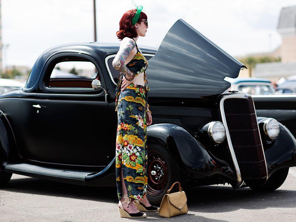 On the Scene…..Vintage Car Show at Viva Las Vegas, Las Vegas « The ...