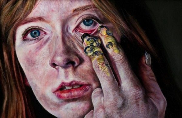 SheBeingBrand – photorealistic paintings by Amanda Joseph ...