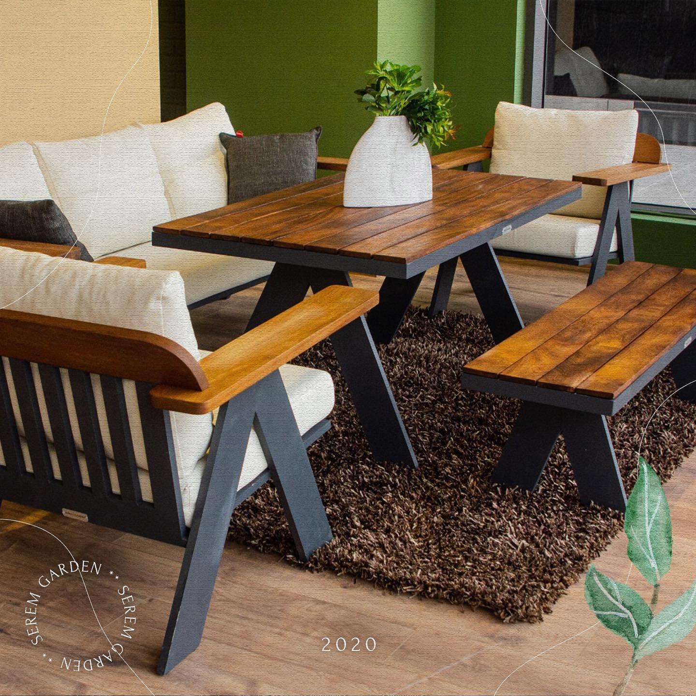 labartel aluminyum oturma grubu serem garden balkon ve bahce mobilyalari dis mekan mobilyalari mobilya tasarim