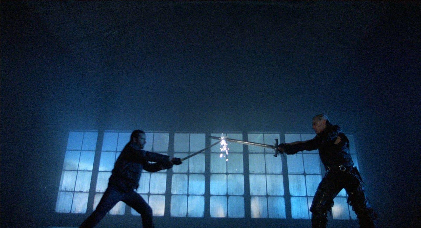 Image result for highlander movie swordfight