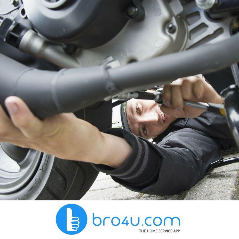 Bike Repair Services in Hyderabad bro4u bike repair