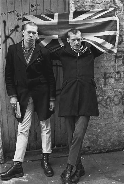 Skinheads Early 80s Punk In 2019 Pinterest Skinhead Punk And