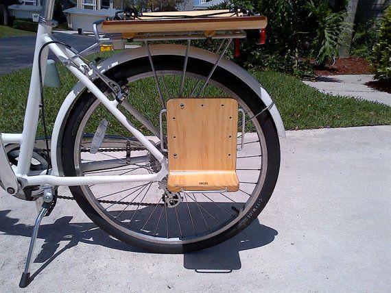 Bcr Cargo Wing Bike Bicycle Wood Wooden By Bikeculturerising 35 00 Bike Design Bicycle Bike Camping