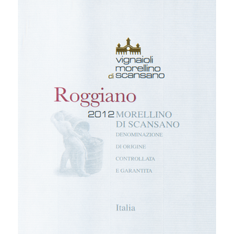2012 Roggiano Morellino Di Scansano