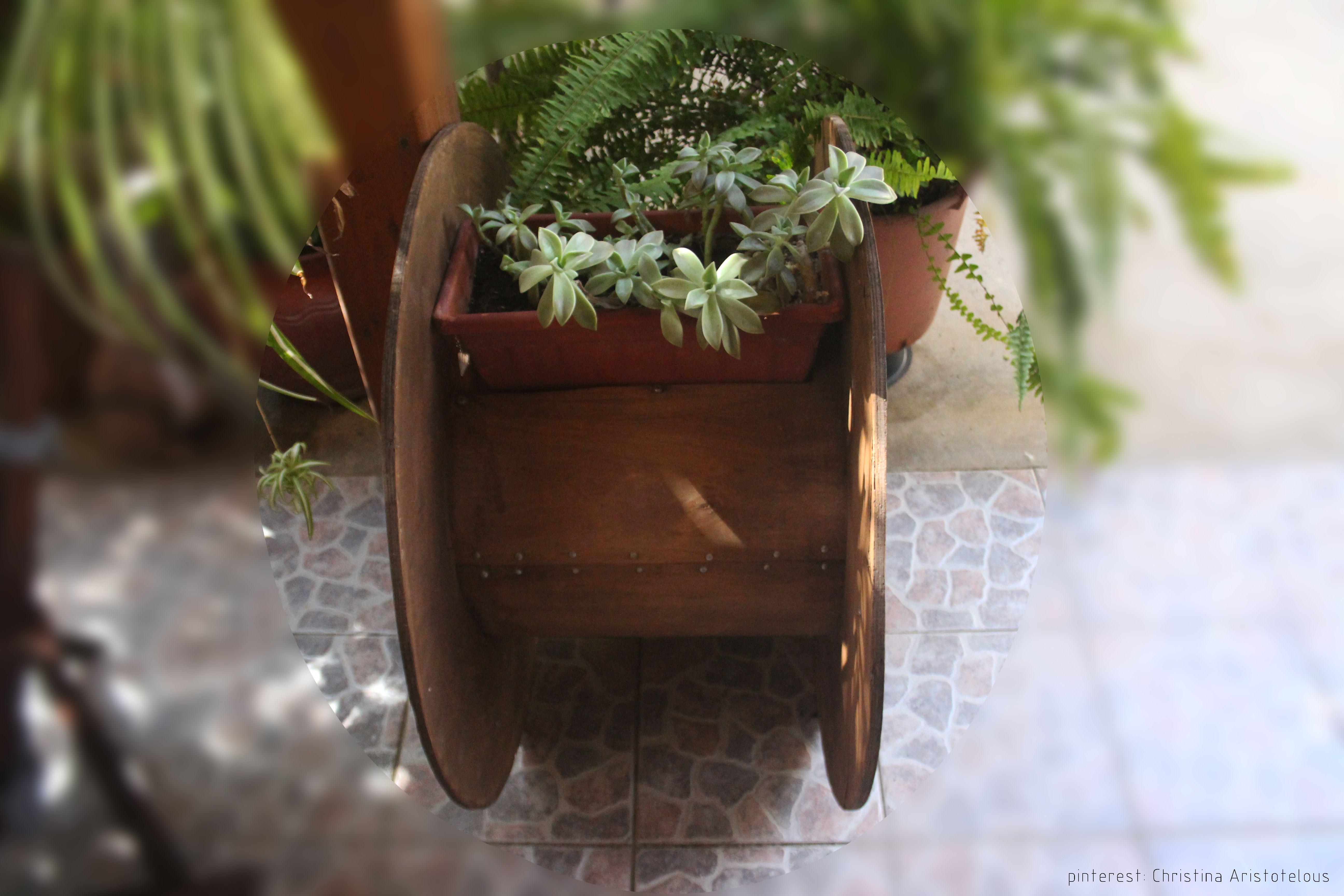Decor, DIY, home decoration, wood, creations, garden decoration ...